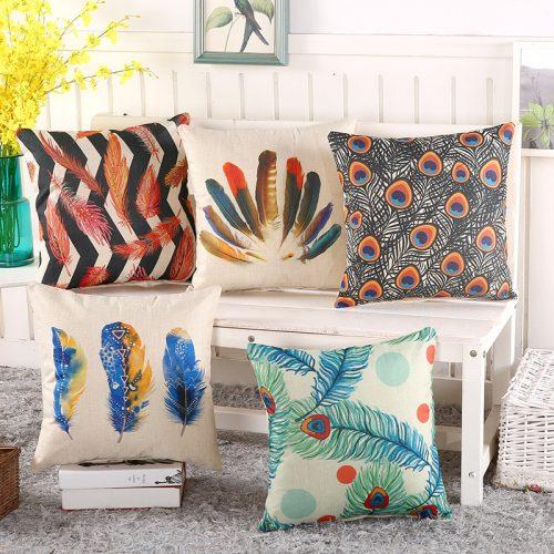 Beautiful Plush Cushions