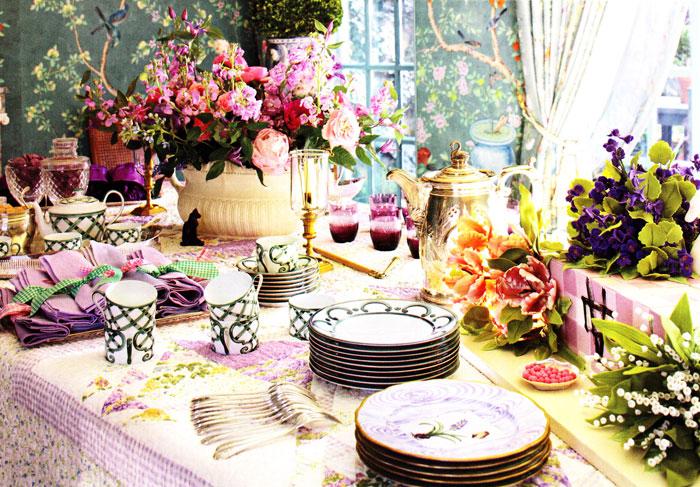 Beautiful Tablescape