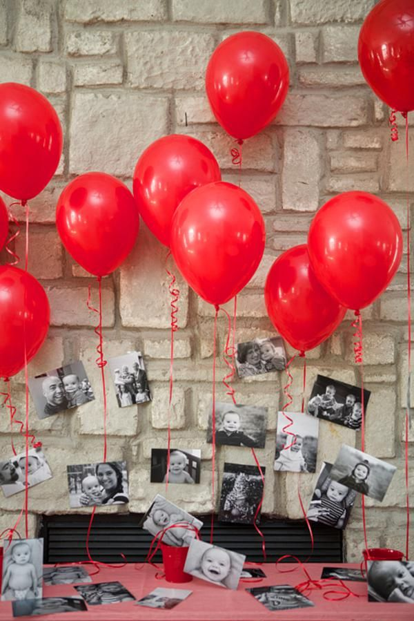 Room Decoration Ideas for Birthday