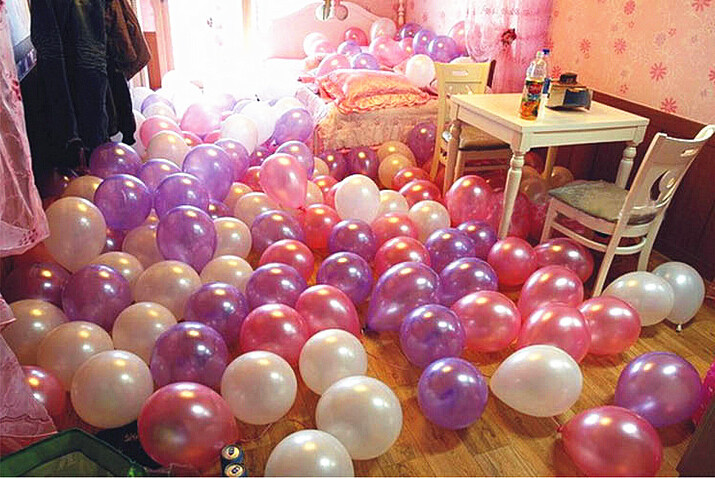 5 Ideas to Decorate the Home on Birthdays Using Balloons