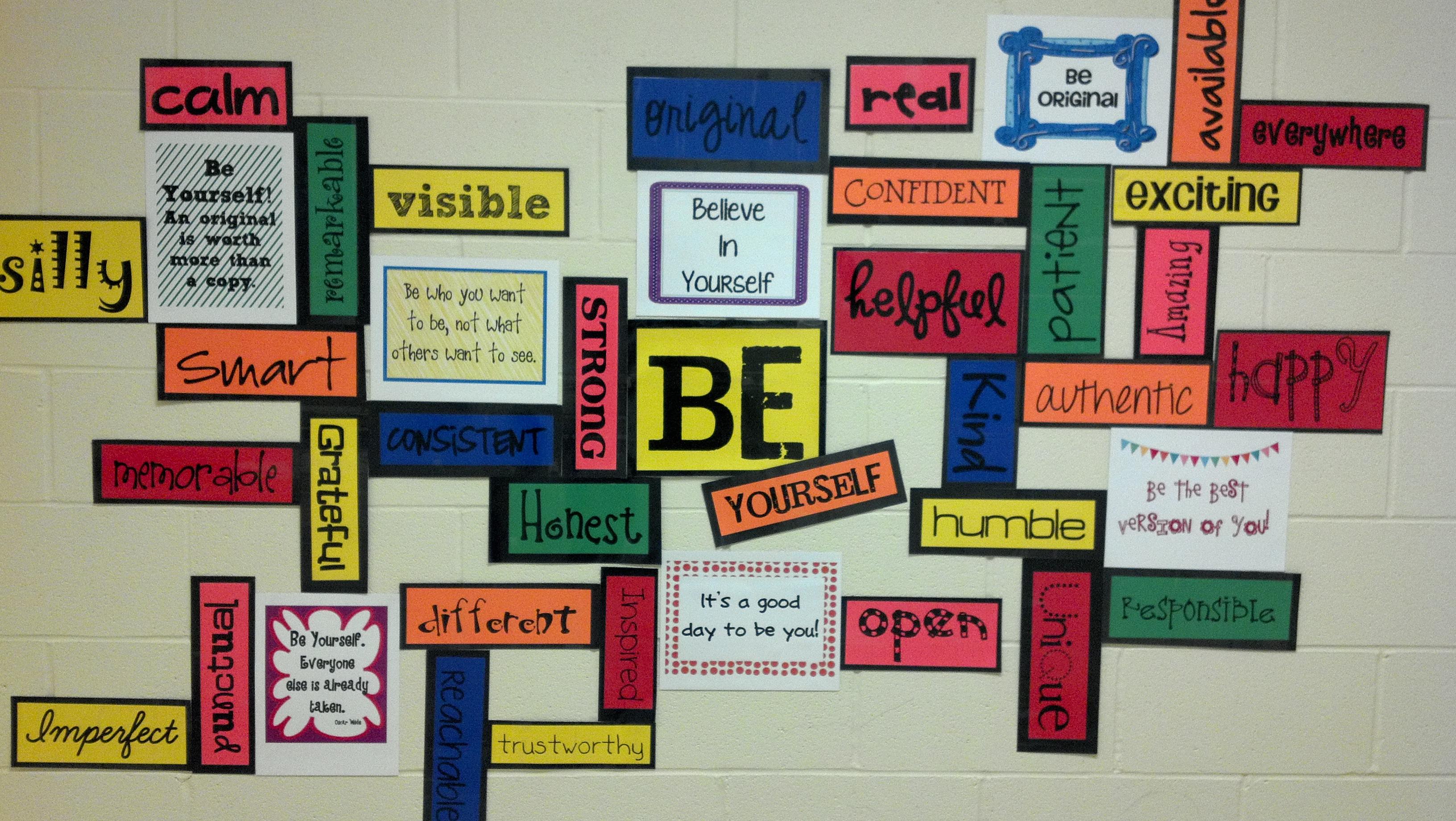 School Soft Board Decoration Ideas