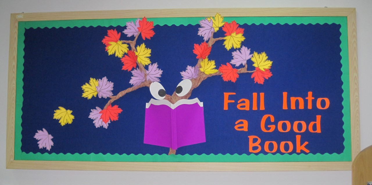 School Soft Board Decoration Ideas Home Ladder
