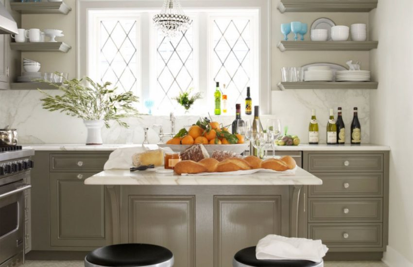 Small-Kitchen Decorating Ideas