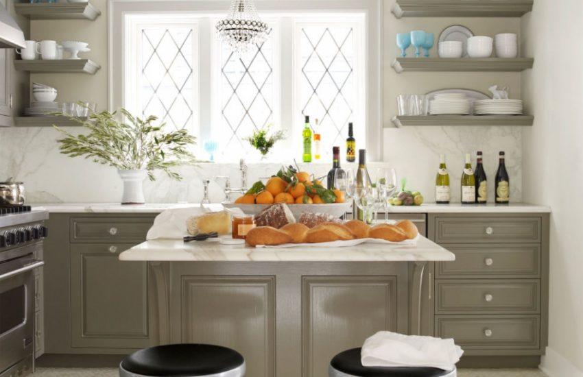 Small-Kitchen Decorating Ideas